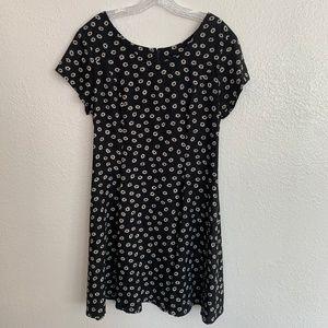 GAP Black Mini Dress